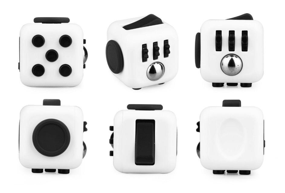 Fidget Cube Game
