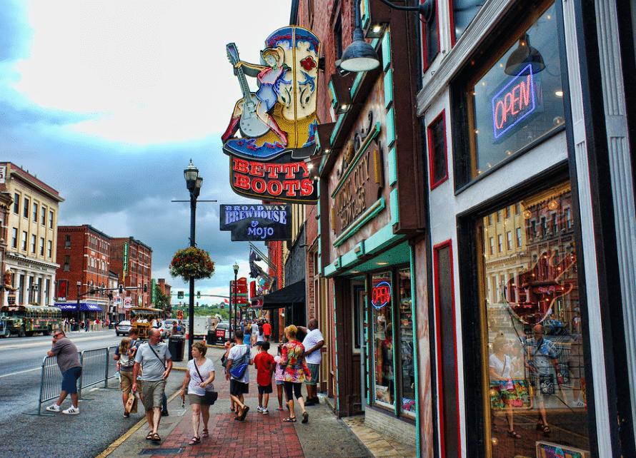 Nashville Broadway Shows