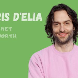 Chris D'Elia Net Worth