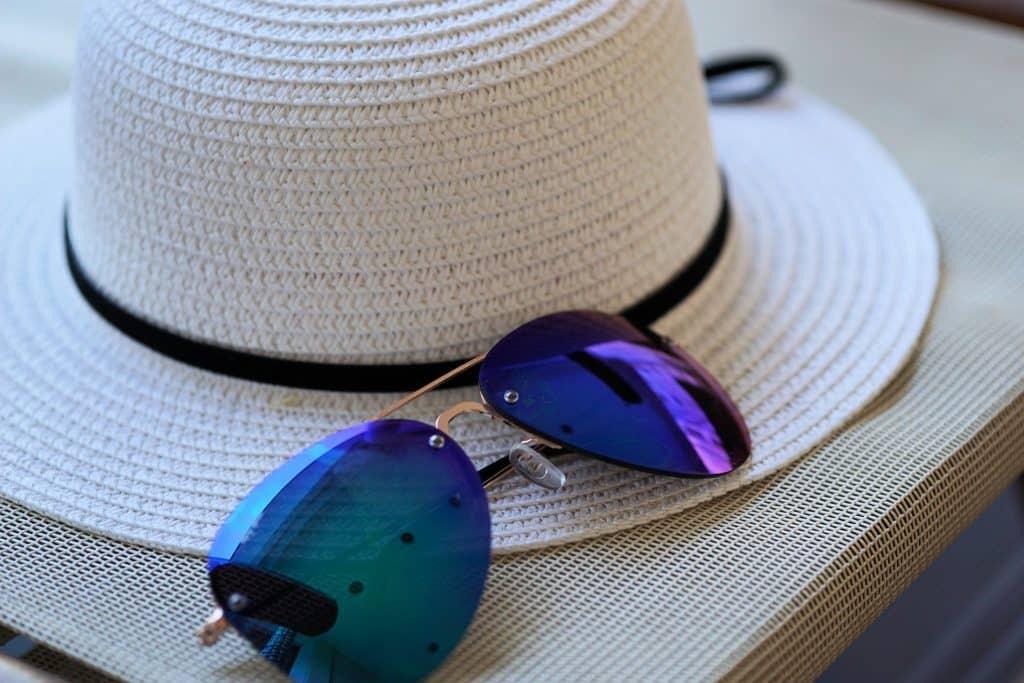 Good pair of designer sunglasses